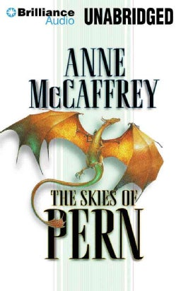 The Skies of Pern: Library Edition (CD-Audio)