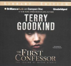 The First Confessor: The Legend of Magda Searus: Library Edition (CD-Audio)