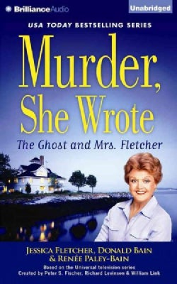 The Ghost and Mrs. Fletcher: Library Edition (CD-Audio)