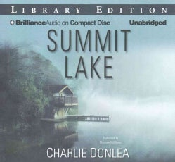 Summit Lake: Library Edition (CD-Audio)