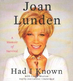Had I Known: A Memoir of Survival (CD-Audio)