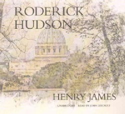 Roderick Hudson: Library Edition (CD-Audio)