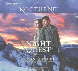 Night Quest: Library Edition (CD-Audio)