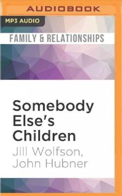 Somebody Else's Children (CD-Audio)