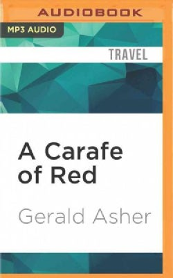 A Carafe of Red (CD-Audio)