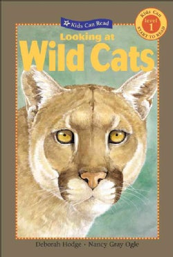 Looking at Wild Cats (Paperback)