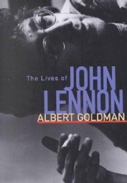 The Lives of John Lennon (Paperback)