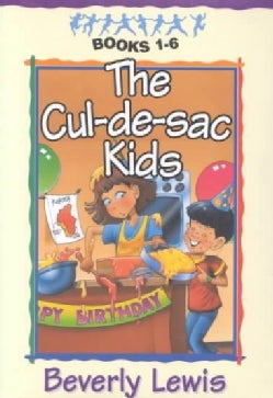 Cul-De-Sac Kids: Books 1-6 (Paperback)