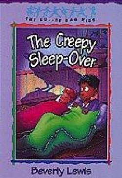 The Creepy Sleep-Over (Paperback)