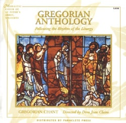 Gregorian Anthology (CD-Audio)