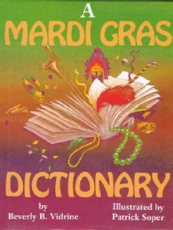 A Mardi Gras Dictionary (Hardcover)