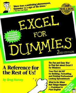 Excel for Dummies (Paperback)