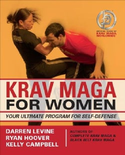 Krav Maga for Women: Your Ultimate Program for Self-Defense (Paperback)