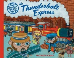 The Thunderbolt Express (Hardcover)