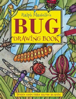Bug Drawing Book (Paperback)