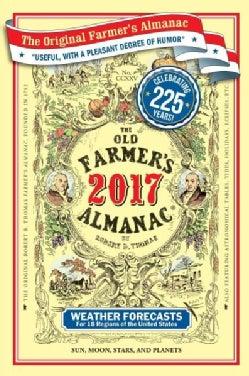 The Old Farmer's Almanac 2017 (Paperback)