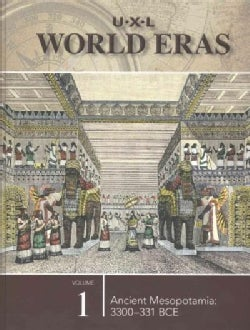 U-X-L World Eras (Hardcover)