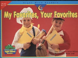 My Favorites, Your Favorites (Paperback)