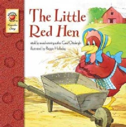The Little Red Hen (Paperback)