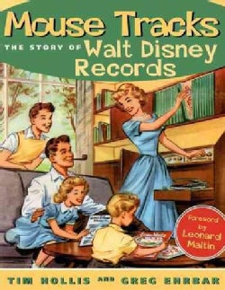 Mouse Tracks: The Story of Walt Disney Records (Paperback)