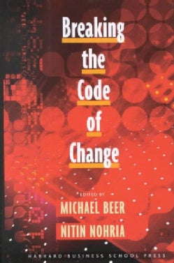 Breaking the Code of Change (Hardcover)