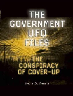 The Government Ufo Files: The Conspiracy of Cover-up (Paperback)