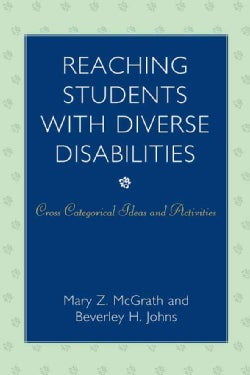 Reaching Students With Diverse Disabilities: Cross Categorical Ideas and Activities (Paperback)