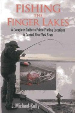 Fishing the Finger Lakes (Paperback)