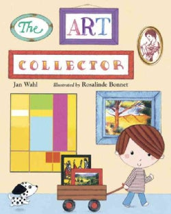The Art Collector (Hardcover)