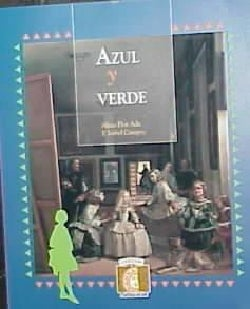 Azul Y Verde / Blue And Green (Paperback)