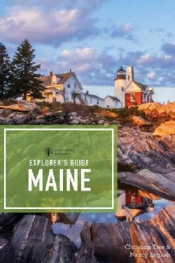 Explorer's Guide Maine (Paperback)