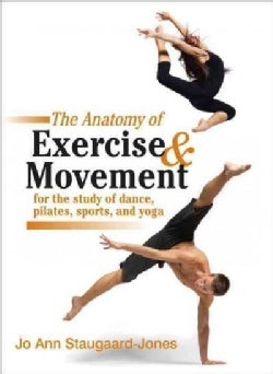 The Anatomy of Exercise & Movement for the Study of Dance, Pilates, Sports, and Yoga (Paperback)