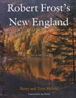 Robert Frost's New England (Hardcover)