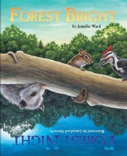 Forest Bright, Forest Night (Paperback)