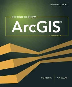 Getting to Know ArcGIS (Paperback)