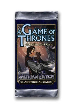 A Game of Thrones: Valyrian Edition Booster Pack (Cards)