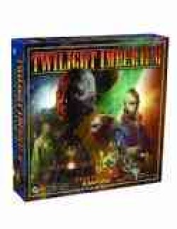 Twilight Imperium: Shattered Empire Expansion (Game)