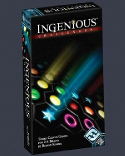 Ingenious Challenges: Three Clever Games for 2-4 Brains (Game)