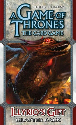 A Game of Thrones the Card Game: Illyrio's Gift Chapter Pack (Cards)