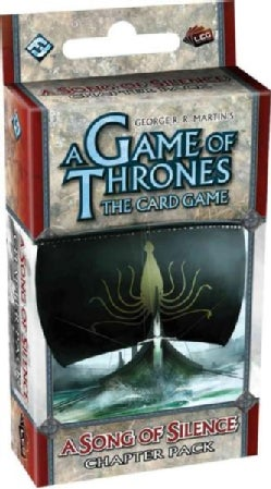 A Game of Thrones the Card Game: A Song of Silence, Chapter Pack (Cards)