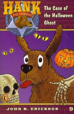 The Case of the Halloween Ghost (Paperback)