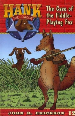 The Case of the Fiddle-Playing Fox (Paperback)