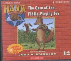 The Case of the Fiddle-playing Fox (CD-Audio)