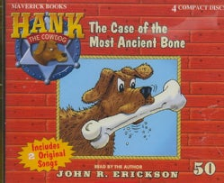 The Case of the Most Ancient Bone (CD-Audio)