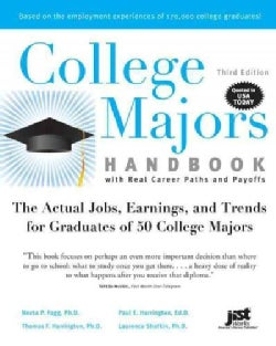 College Majors Handbook With Real Career Paths and Payoffs: The Actual Jobs, Earnings, and Trends for Graduates o... (Paperback)