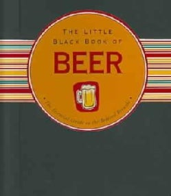 The Little Black Book Of Beer (Hardcover)