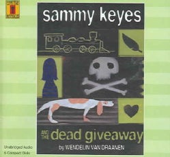 Sammy Keyes And the Dead Giveaway (CD-Audio)
