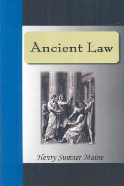 Ancient Law (Paperback)