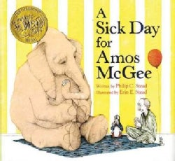 A Sick Day for Amos McGee (Hardcover)