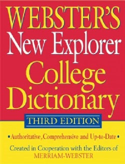Webster's New Explorer College Dictionary (Hardcover)